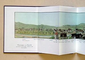 Panorama vom Uetliberg bey Zürich.: Keller, Heinrich