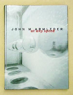 At any speed.: Armleder, John M.