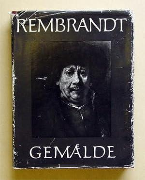 Rembrandt Gemälde.: Rembrandt - Kurt Bauch