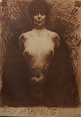 Plakat - Kobieta w Plakacie / 1905 w 1980. Offset.: Kolekcia Floriana - Kobieta w Plakacie
