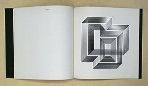 Graphic Tectonics. Ein Zyklus von acht Lithographien.: Albers, Josef -