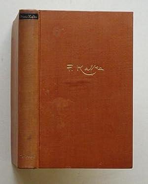 Der Prozess. Roman.: Kafka, Franz