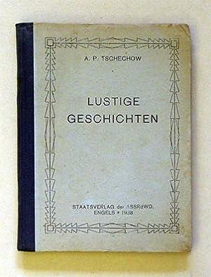 Lustige Geschichten.: Tschechow, Anton P