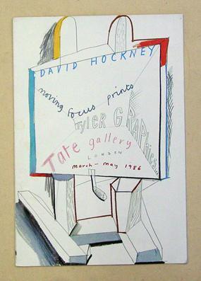 Moving Focus Prints.: Hockney, David