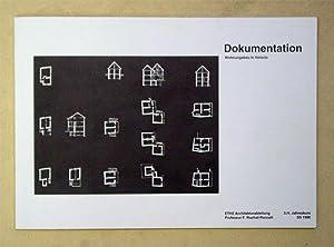 Dokumentation: Wohnungsbau in Verscio.: Ruchat-Roncati, Flora