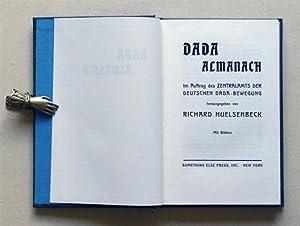 Dada Almanach.: Huelsenbeck, Richard (Hg.)