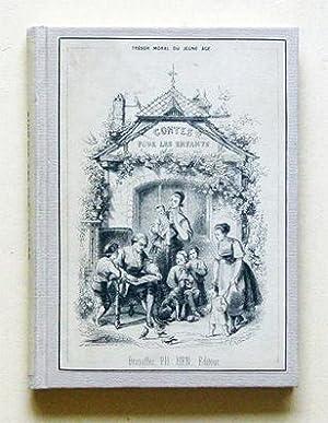 190 contes pour les enfants. 3me & 4me partie.: Schmid, Christian von - Charles André (Übers.)