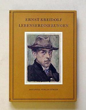Lebenserinnerungen.: Kreidolf, Ernst