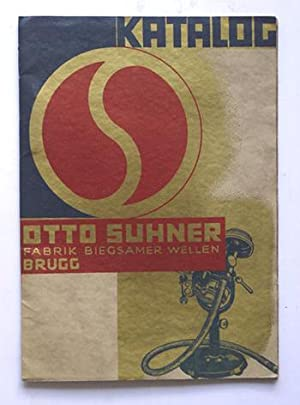 Spezialfabrik biegsamer Wellen.: Otto Suhner, Brugg