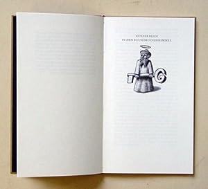 Hans Gentzfleisch an der Pleisse. Und andere phantastische Geschichten um Gutenberg.: Kapr, Albert ...