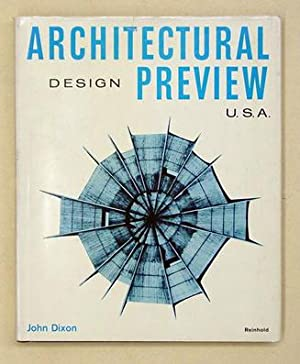 Architectural Design Preview, U.S.A.: Dixon, John