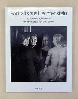 Portraits aus Liechtenstein.: Arb, Giorgio von - Erika Billeter