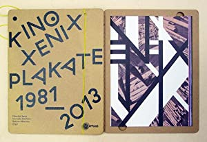 Kino Xenix. Plakate 1981 - 2013.: Diethelm, Cornelia u. Sabina Albanese (Hg.)