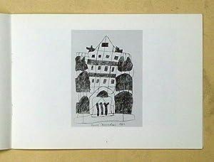 Drei Zeichner aus Gugging. Franz Kernbeis, Philipp: Kernbeis, Franz u.
