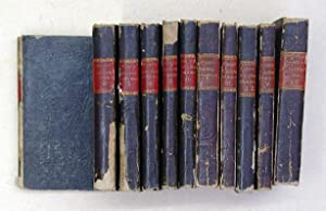 Schriften. [Bde. 1 - 9, 12 u. 13; zusammen 11 Bde.].: Van der Velde, Carl Franz
