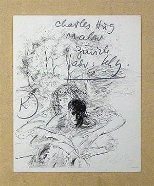 Autograph].: Hug, Charles