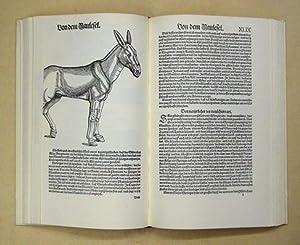 Faksimile - Thierbuch.: Gessner, Conrad
