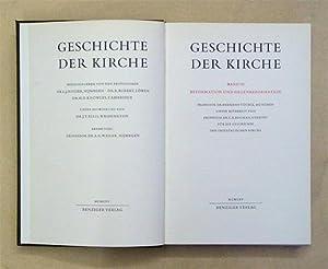 Geschichte der Kirche, Bd. III: Reformation und Gegenreformation.: Tüchle, Hermann u. C. A. Bouman