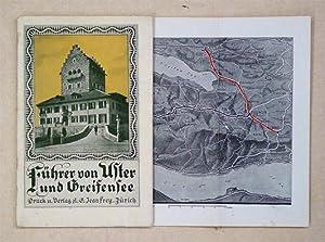 Führer für Uster und den Greifensee. Herausgegeben unter Mitwirkung des Verkehrsvereins ...