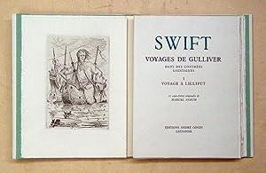 Voyage de Gulliver dans des contrées lointaines.: Swift, Jonathan