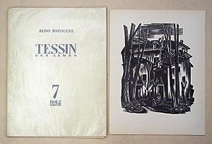 Tessin der Armen. 7 Holzschnitte.: Patocchi, Aldo