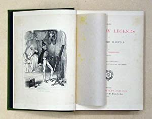 The Ingoldsby Legends. Or Mirth and Marvels. With Illustrations by George Cruikshank, John Leech, ...