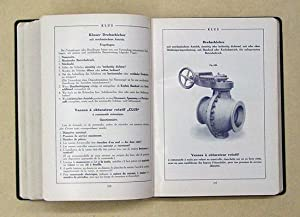 Leitungen und Amaturen für Wasser und Gas. Tuyauerie et Robinetterie pour eau et gaz.: Von ...