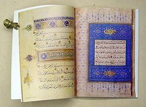 The Qur?an [Koran]. Catalogue od an exhibition: Lings, Martin u.