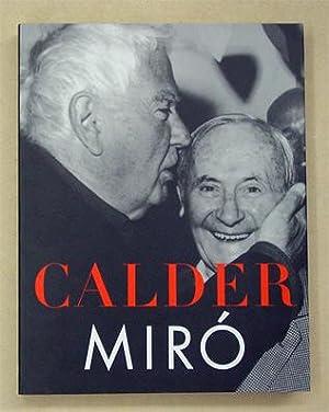 Calder - Miro.: Calder, Alexander u.