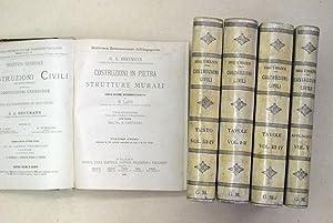 Trattato generale di costruzioni civili con cenni: Breymann, G. A.