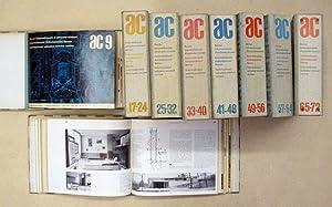 ac. Revue internationale d?amiante-ciment. Internationale Asbestzement-Revue. International: Adler, Florian F.