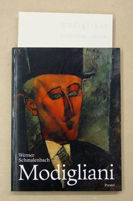 Modigliani. Malerei, Skulpturen, Zeichnungen.: Modigliani, Amedeo -