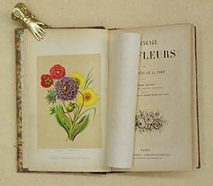 langage des fleurs by charlotte de la tour abebooks. Black Bedroom Furniture Sets. Home Design Ideas