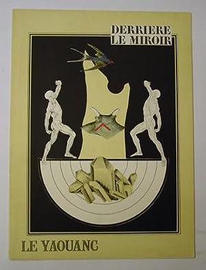 Derrière le Miroir - Nr. 188. Le Yaouanc.: Derrière le Miroir - Alain Le Yaouanc