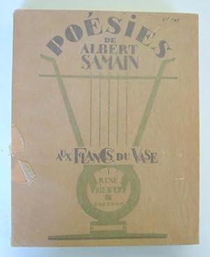 Aux Flancs du Vase. Suivis de Polyphème et de poèmes inachevés.: Samain, ...
