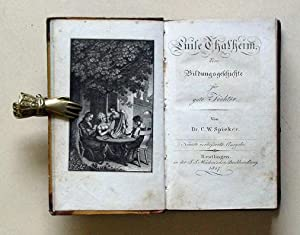 Luise Thalheim. Eine Bildungsgeschichte für gute Töchter.: Spieker, C. W