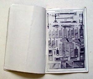 Muster-Buch der Küchen- und Haushaltungs-Artikel. Carl Daimler Holzwaaren-Manufaktur Stuttgart...