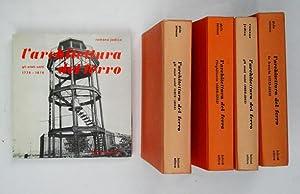 L?architettura del ferro (5. Bde). 1. Bd.: Jodice, Romano, Giulio