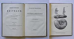 Geologische Betrachtungen aus den Central-Apenninen.: Zittel, Karl Alfred