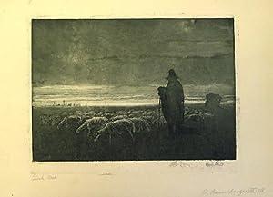 Busch Bilderbogen. I. Teil. Schwarz.: Busch, Wilhelm