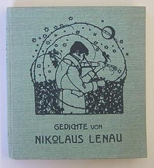 Ausgewählte Gedichte von Nikolaus Lenau. Bilder von Hugo Steiner-Prag. Texte gesichtet von ...