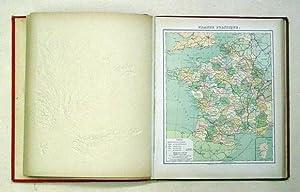 Atlas complet de géographie en relief. Dressé sous la direction de Henri Mager.: ...