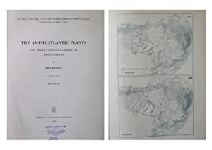 The amphi-atlantic plants and their phytogeographical connections.: Hultén, Eric