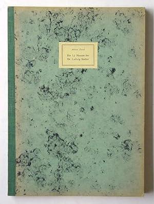 Die zwölf Monate des Dr. Ludwig Stulter. Roman, abgeschlossen im März 1942.: Turel, ...