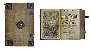 Biblia, das ist: Die ganze Heilige Schrift Alten und Neuen Testaments, aus den Grundsprachen ...
