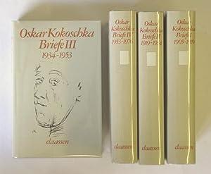 Briefe. 1905 - 1976. (4 Bde.; cplt.).: Kokoschka, Oskar - Olda Kokoschka u. Heinz Spillmann (Hg.)