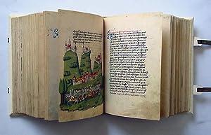 Faksimile - Tschachtlans Bilderchronik. Zentralbibliothek Zürich, Ms.