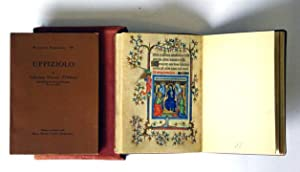 Uffiziolo di Valentina Visconti d?Orléans della Biblioteca Civica di Bergamo (fine sec. XIV)...
