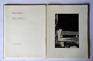 Rote Lichter. Gedichte von Sandro Bajini. Radierungen: Bajini, Sandro -