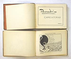 Rendon Caricaturas (Bde. 1 u. 2).: Rendon, Ricardo